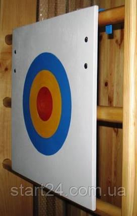 Щит для метания мяча в цель настенный, фото 2