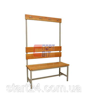 Скамейка односторонняя 2 м, фото 2