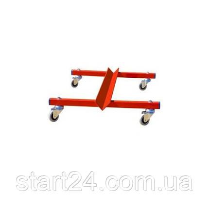 Тележка для перевозки гимнастических брусьев, фото 2