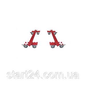 Візок для перевезення гімнастичних колод