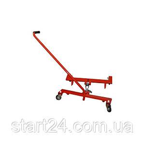 Візок для перевезення гімнастичних брусів