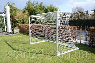 Ворота для футбола 2500х1700 мм алюминиевые