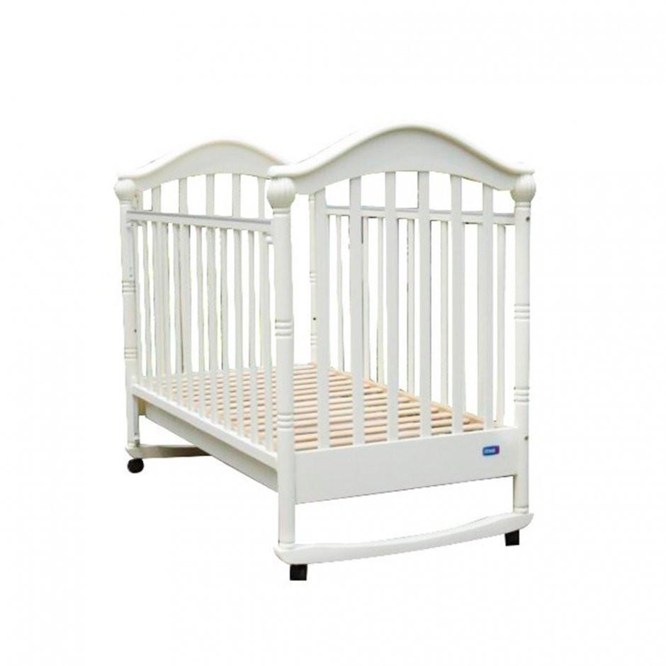 Детская кроватка Mioo BC-419M