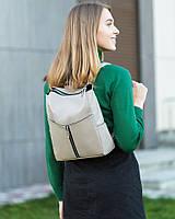 Rjet рюкзак без клапана светло серый софитель, фото 1