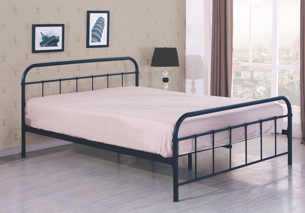 Ліжко півтораспальне Linda 120*200 Halmar