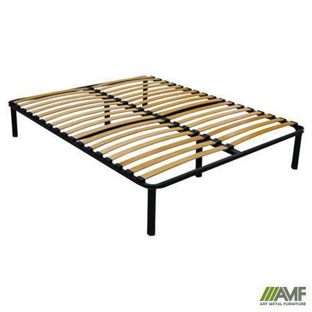 Каркас ліжка Стандарт Посилений 160х200/34 з ніжками AMF