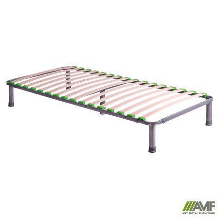 Каркас ліжка розбірний 80х200/16 Комфосон чорний (5 ніжок) AMF