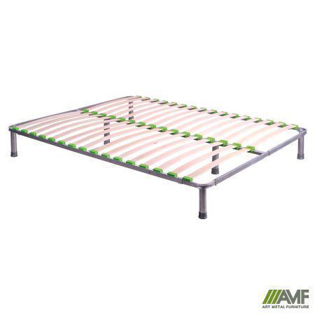 Каркас ліжка розбірний 160х200/32 Комфосон чорний (6 ніжок) AMF
