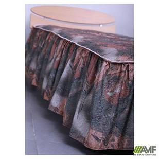 Покривало 160 см зі спідницею в тканині Чинтао AMF