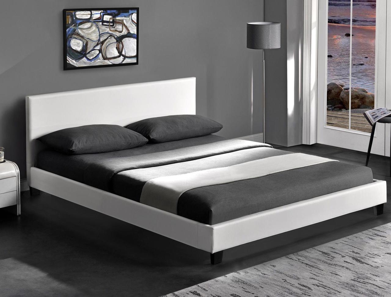 Ліжко двоспальне в спальню Польша Pago 160*200 Halmar