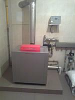 Сервисное обслуживание напольных газовых котлов
