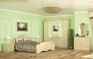 Спальня з МДФ Бароко Мебель Сервіс