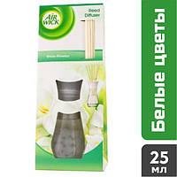 Air Wick освежитель воздуха Белые цветы (дерев. палочки), 30 мл
