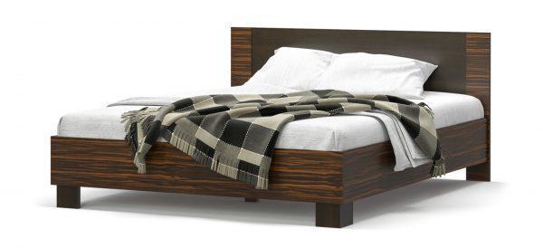 Лiжко двоспальне у спальню з ДСП Вероніка Мебель Сервіс