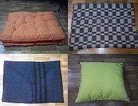 Матрасы ватные, подушки,одеяла