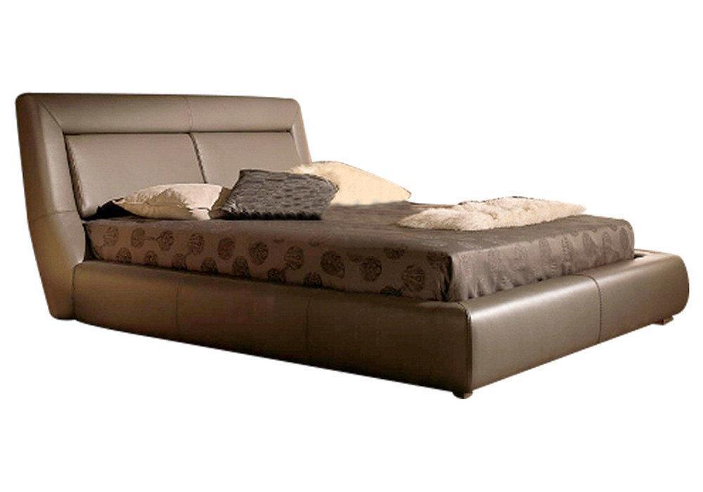 Ліжко з м'якою спинкою з підйомним механізмом Форте (160 х 200) КІМ
