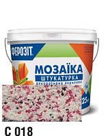 Мозаичная Штукатурка Ферозит  С018 25 кг, фото 1