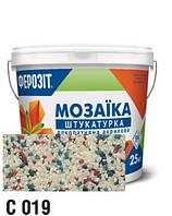 Мозаичная Штукатурка Ферозит  С019 25 кг, фото 1