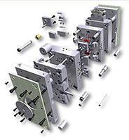 Изготовление штампов пресс-форм оснастки Ножи гильотин ножниц матрицы Призмы клинья накладки, фото 1