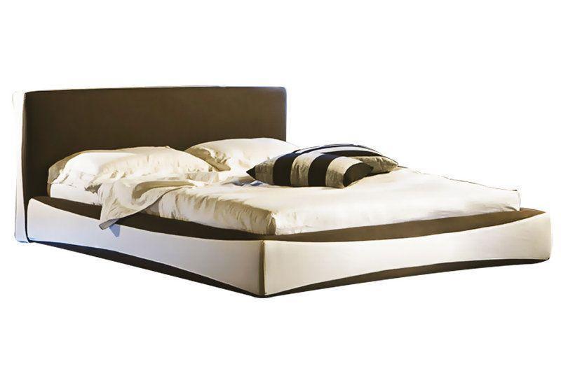 Ліжко з м'якою спинкою Хупер (180 x 200) КІМ