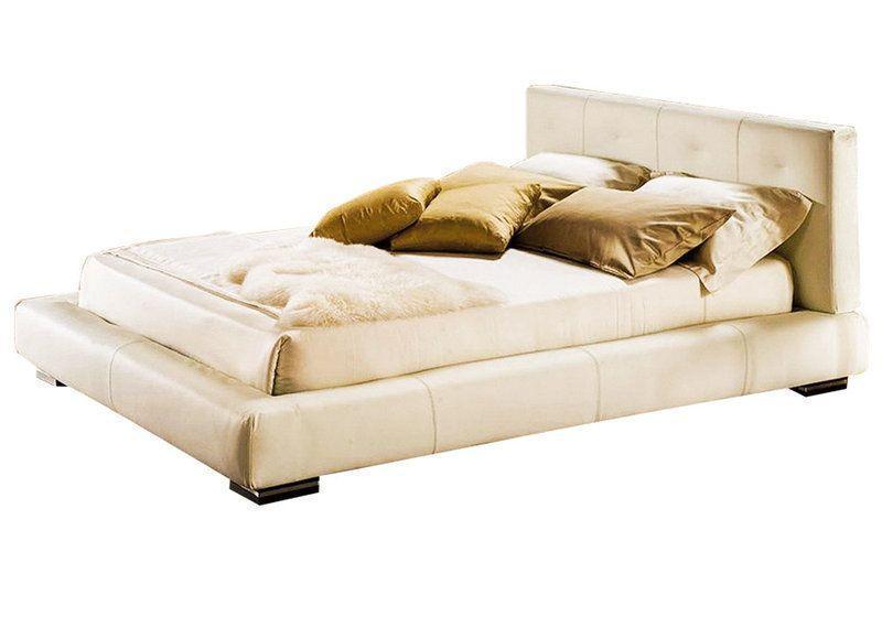 Ліжко з м'якою спинкою з підйомним механізмом Теннесі (200 х 200) КІМ