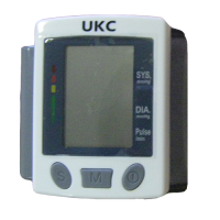 Тонометр на запястье UKC Blood Pressure Monitor автоматический