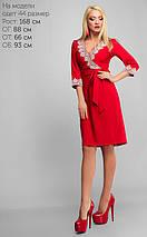 Женское платье имитирующее запах (3174 lp), фото 3