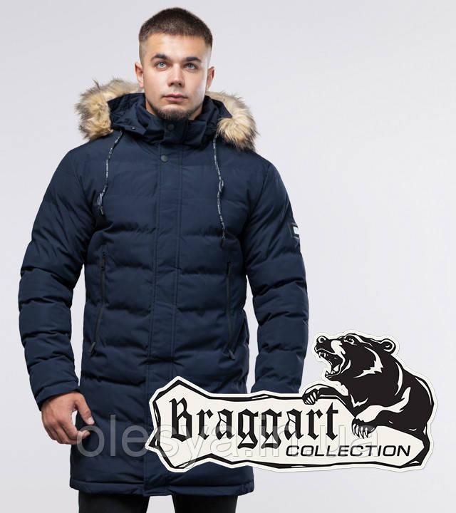 Braggart Youth | Куртка зимняя 25010 синяя