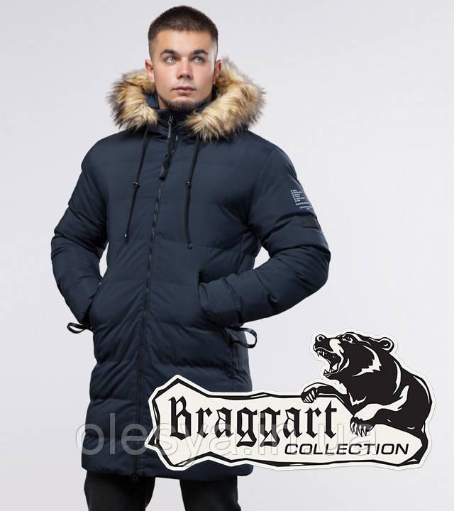 Braggart Youth | Куртка зимняя 25130 синяя