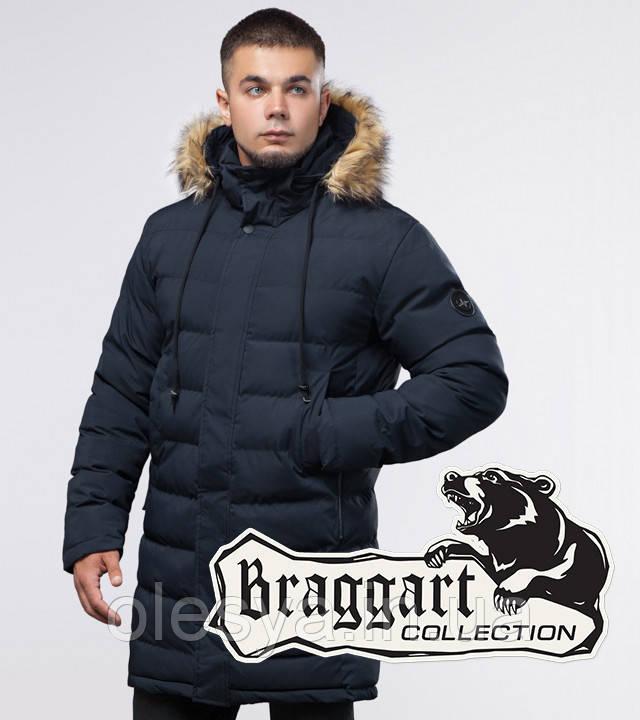 Braggart Youth | Куртка зимняя 25050 синяя