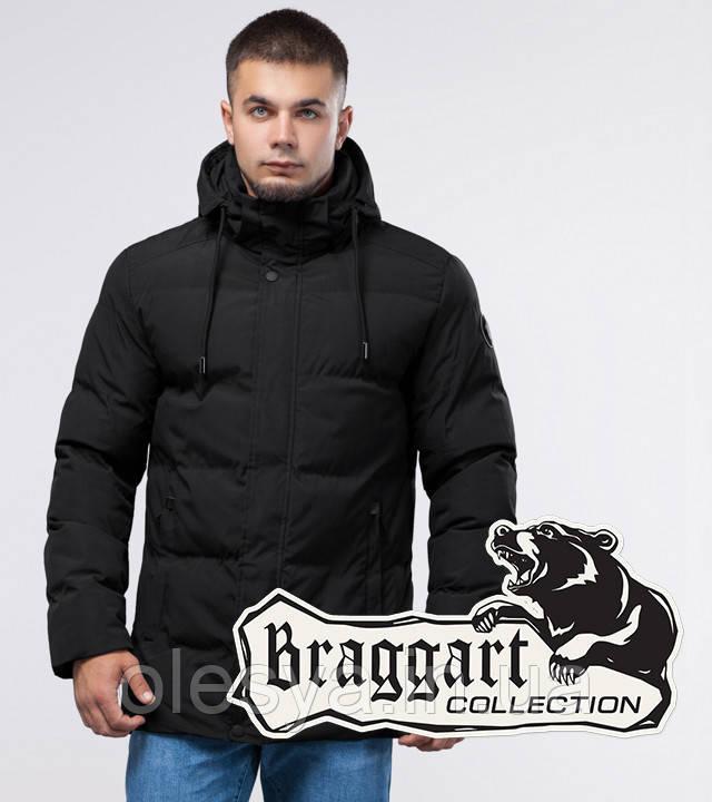 Braggart Youth | Зимняя куртка 25280 черная