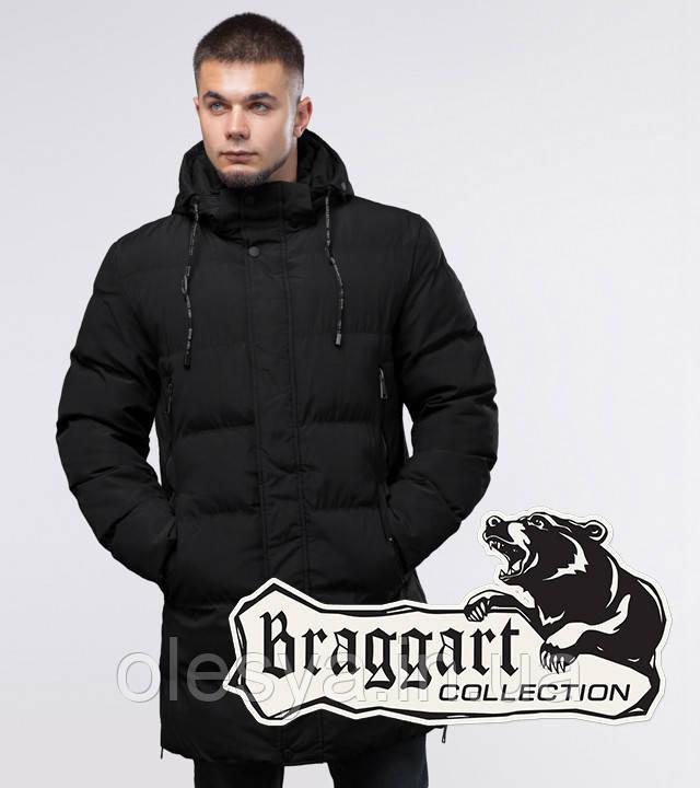 Braggart Youth | Зимняя куртка 25040 черная