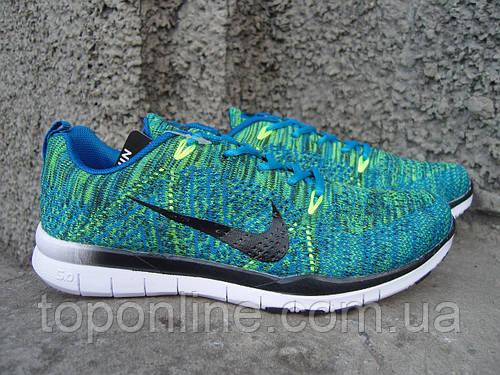 34b8cb55 Кроссовки Nike Free Run 5.0 flyknit бирюзовые: продажа, цена в Запорожской  области. кроссовки, кеды повседневные от