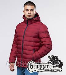 Braggart Youth | Зимняя куртка молодежная 25580 красная