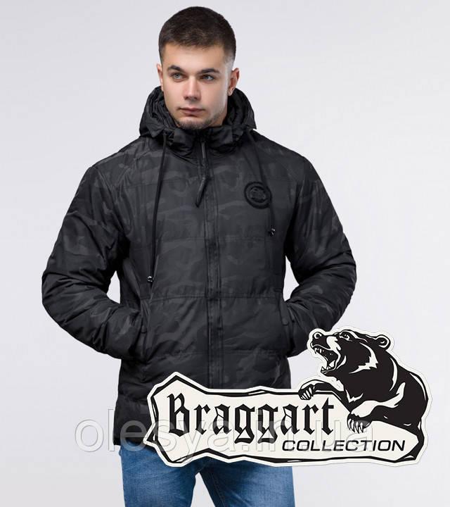 Braggart Youth | Куртка зимняя молодежная 25020 черная
