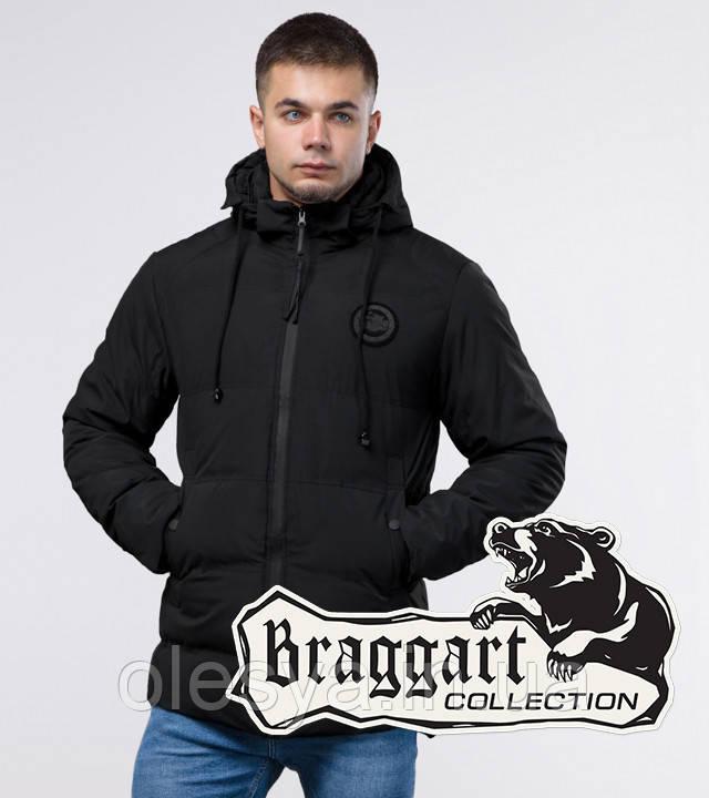 Braggart Youth | Куртка зимняямолодежная 25440 черная