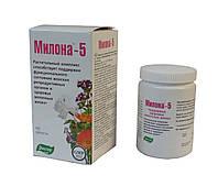 Милона-5 для поддержания здоровья молочной железы 100 таблеток Эвалар