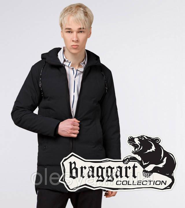 Braggart Youth | Куртка зимняя молодежная 25400 черная