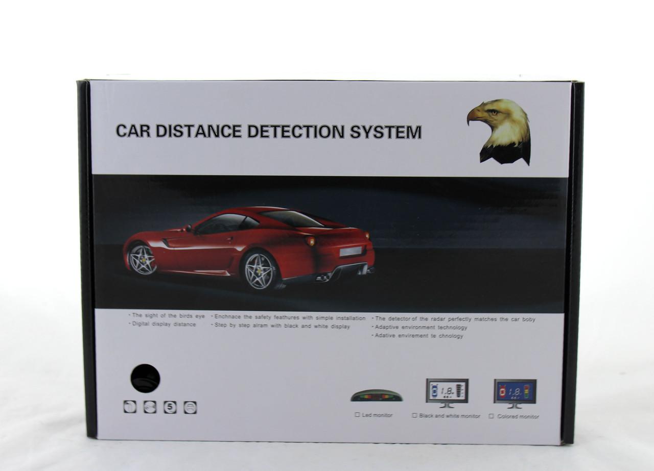 Car Radar Парктроник на 4 датчика (20)