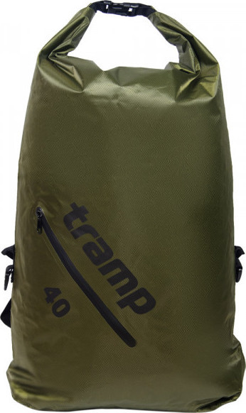 Герморюкзак Tramp Diamond Rip-Stop 40 л оливковый (TRA-257-olive)