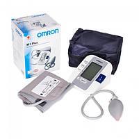 Тонометр Omron M1 Plus полуавтоматический для измерения артериального давления Original size