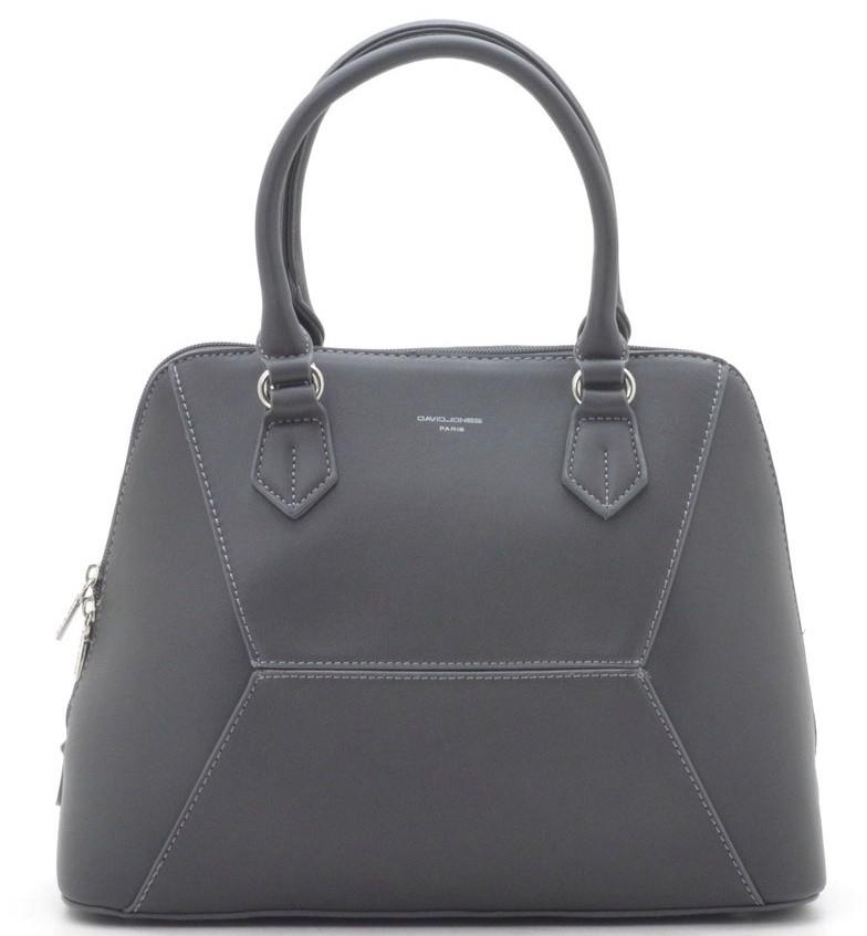 cb69ba4ec251 Женская сумка David Jones 5709-3 d.grey женские сумки и клатчи ДЕВИД ДЖОНС