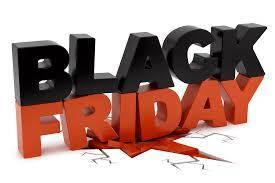 Black Friday скидки до 30%