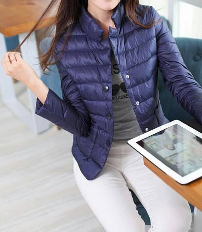 Укороченная куртка-жакет на синтепоне, фото 2