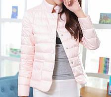 Укороченная куртка-жакет на синтепоне, фото 3
