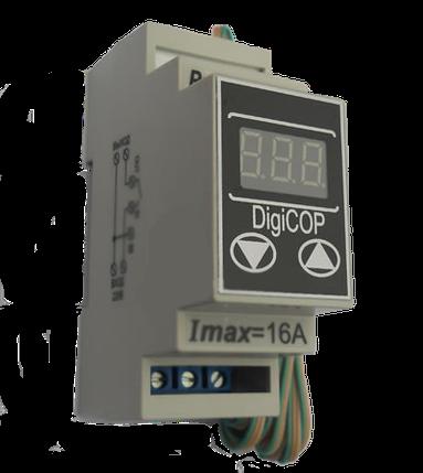 Терморегулятор МТР-2 - 16А DigiCop DIN рейка,электрооборудование для сада и дома,качество, фото 2