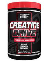 Креатин Nutrex Creatine Drive 300 g без вкуса
