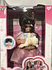 Лялька з мишком на руках 3364А