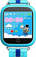 UWatch Q100s Kid smart watch Blue