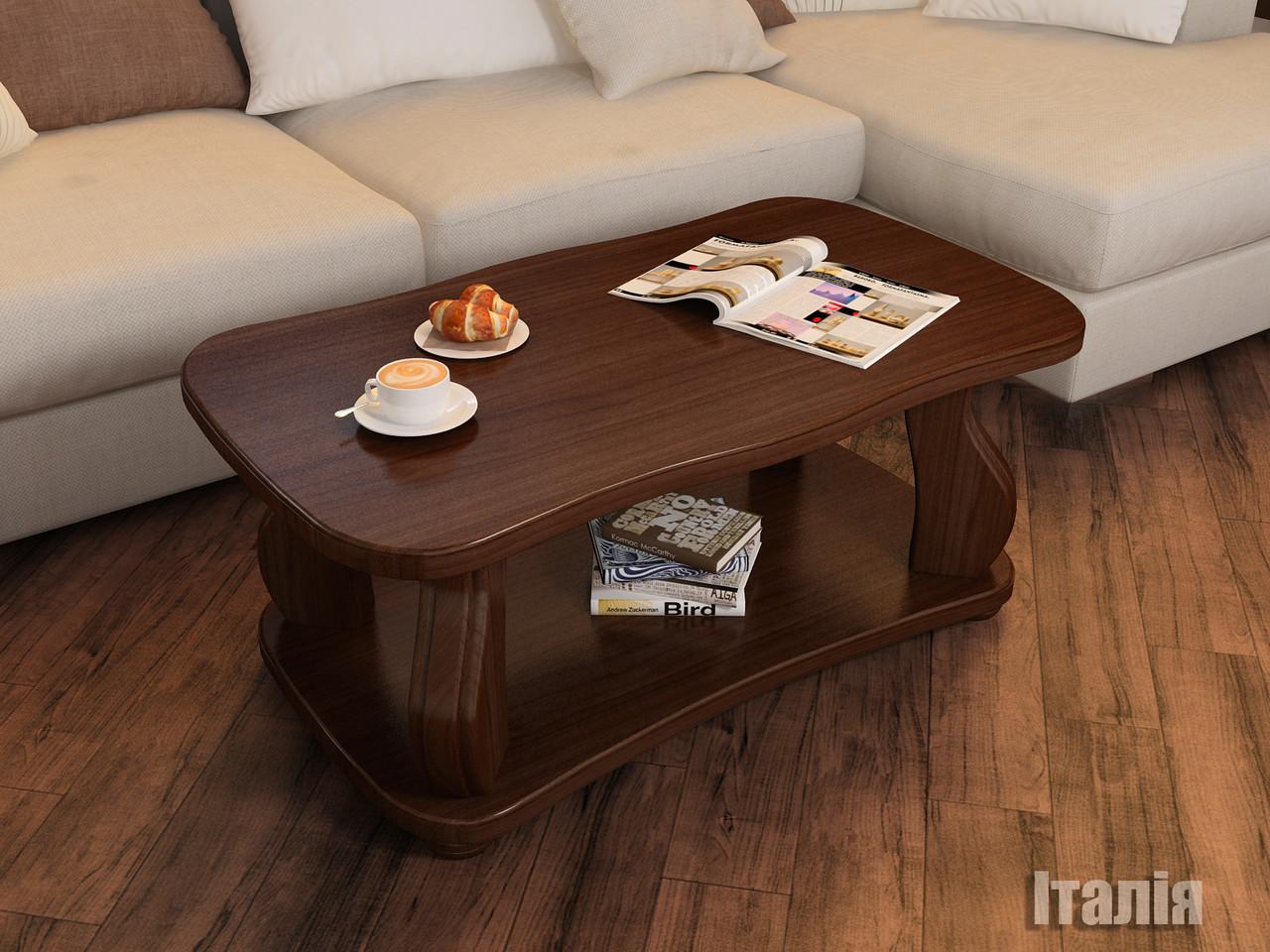 Стіл кофейний журнальний у вітальню Італія Орбіта